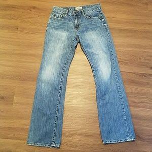 Aeropostale slim bootcut jeans